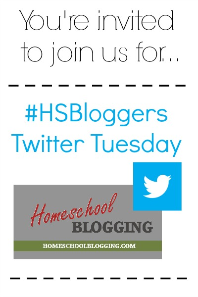 HSBloggers Twitter Tuesday