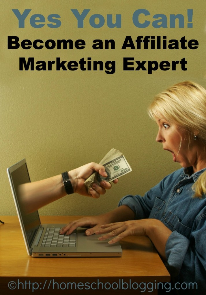 Homeschool Affiliate Marketing made easy - learn from the experts! #hsbloggers