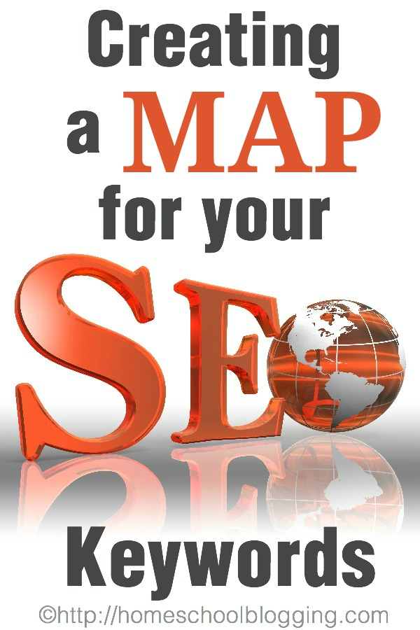 Creating a Map for your SEO Keywords