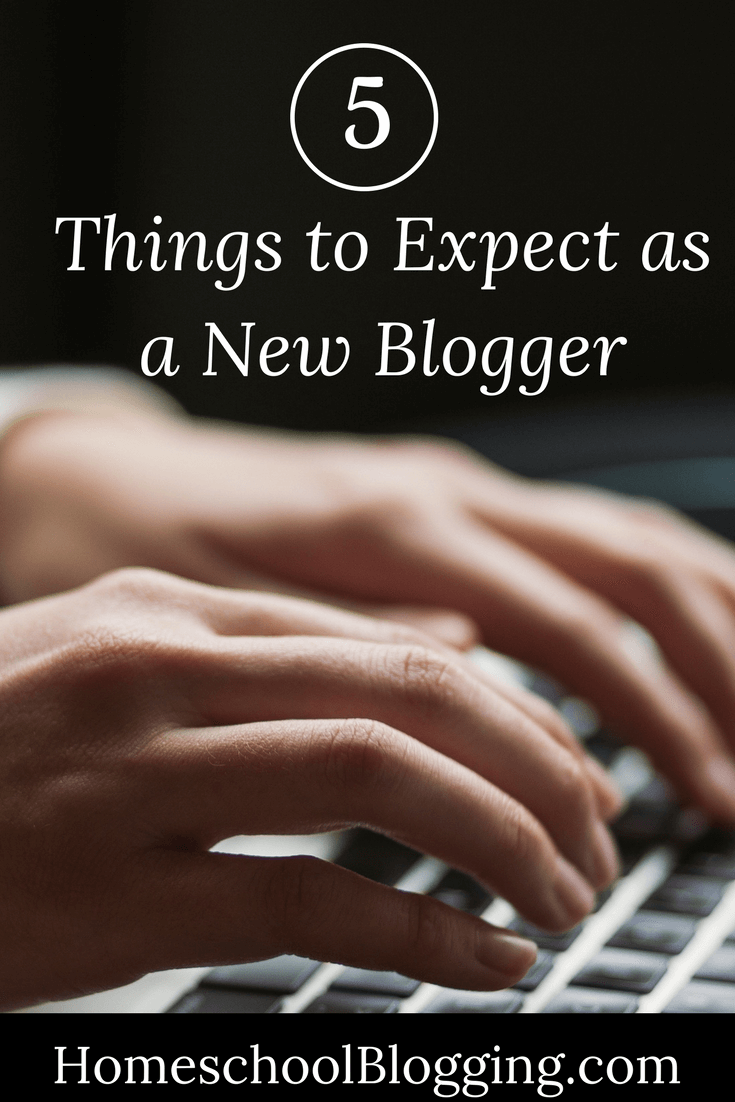 things to expect as a new blogger