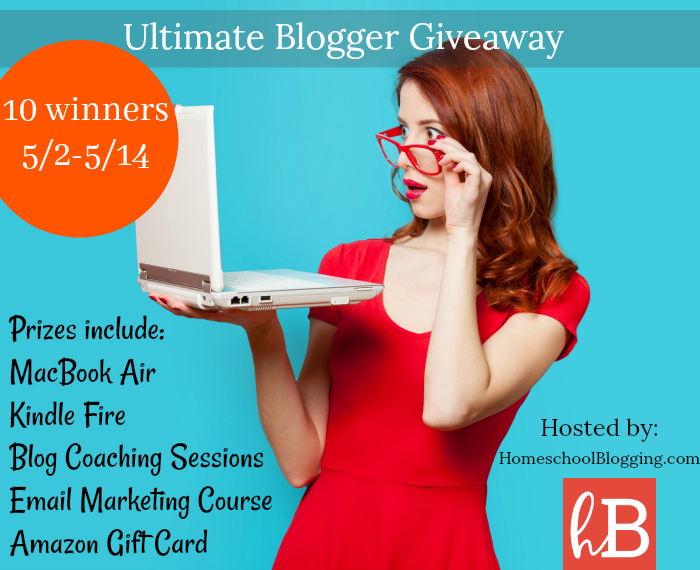 Ultimate Blogger Giveaway