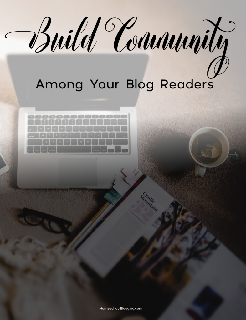 Community Among Blog Readers