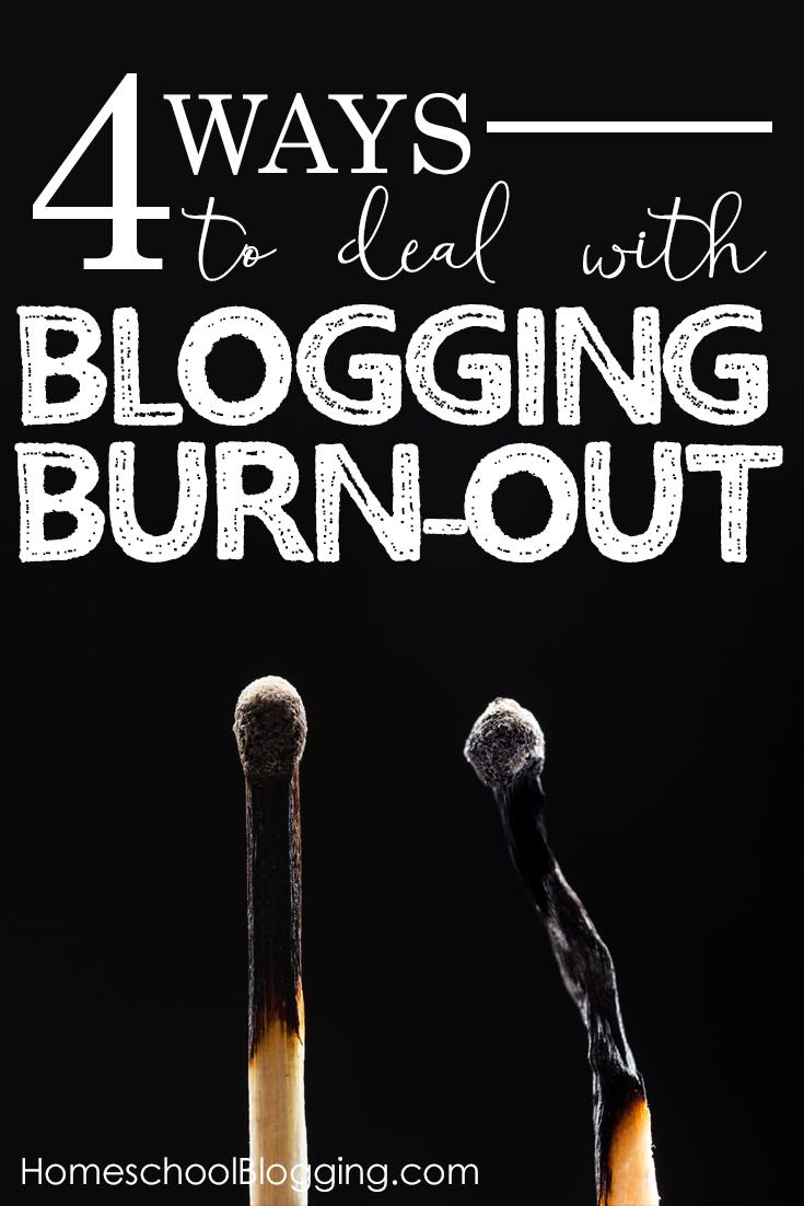 blog burnout