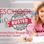 Homeschool Myths: Busted- Exposing the truth behind homeschool myths