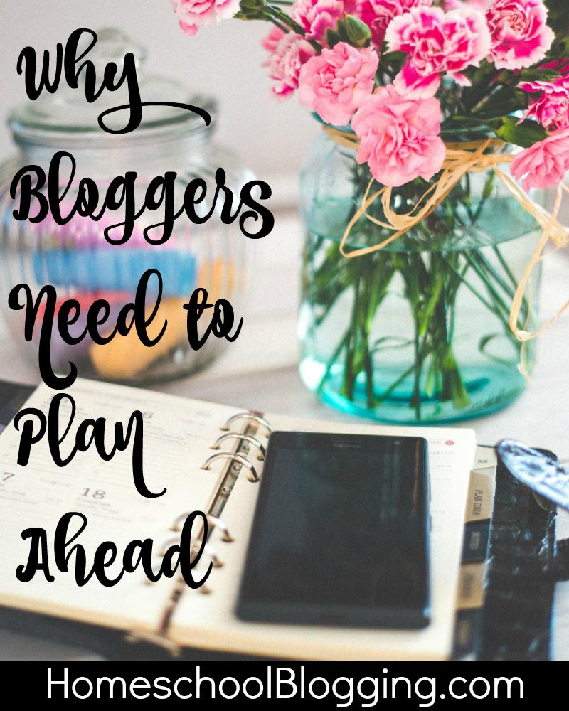 bloggers plan