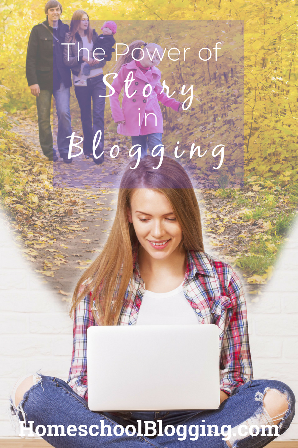power of story in blogging
